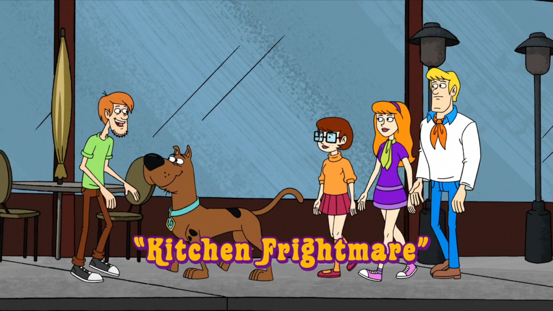 Image - Kitchen Frightmare title card.png | Scoobypedia | FANDOM ...
