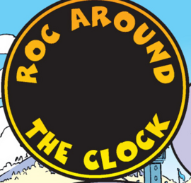 Roc Around the Clock title card