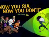 Now You Sia, Now You Don't!