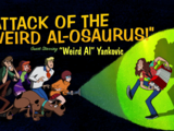 Attack of the Weird Al-Losaurus!