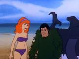 Seaweed Monster (Scooby Doo and Scrappy Doo)