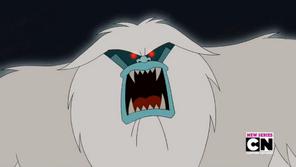 Yeti (Kitchen Frightmare)