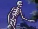 Cackling Skeleton