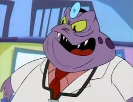 Dr. Croaker