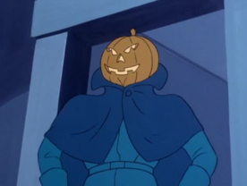 Headless Horseman (The Headless Horseman of Halloween)