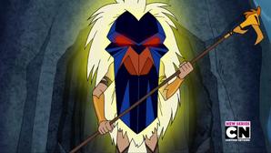 Spirit of the Zatari Warrior