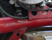GTR frame crack 1