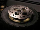 Evo brake disc