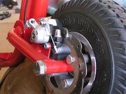 Goped GTR46 front brake