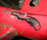 GTR frame crack 2