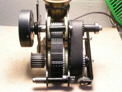 2 speed transmission