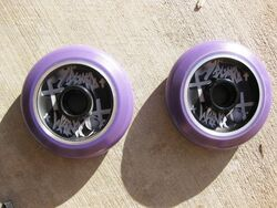 Ray wheels