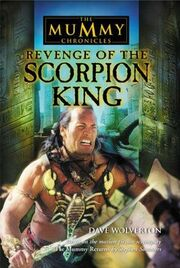 Revenge of the scorpion king