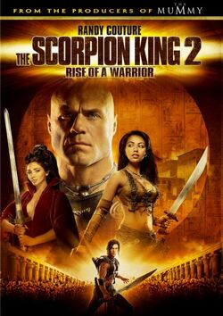 Scoprion king 2 dvd