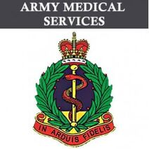 Army Medical Service Logo