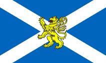 1st Infantry Brigade Flag