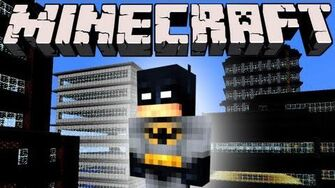 Minecraft - Bat Knight Testing!
