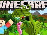 Episode 918 - Minecraft Dinosaur Land!
