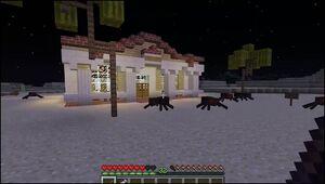 Minecraft steakhouse
