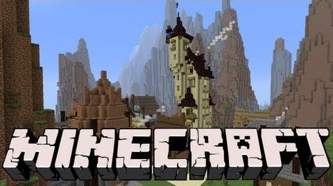 Minecraft - Beautiful Mountains