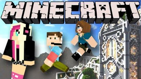 Minecraft - Avaricia Survival Games with Mac!