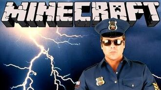Minecraft The Legend of Storm Cop