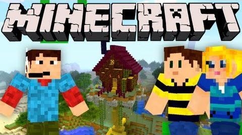 Minecraft - Witch House (Baba Yaga)