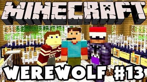 Minecraft - Friday the 13th Werewolf
