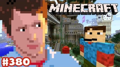 Minecraft - Episode 380 - Cantina