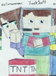 ZackScott-Evilmacaroon Friendship | ScottLand Minecraft Wiki