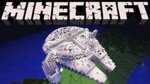 Minecraft - Millennium Falcon (R.I.P.D
