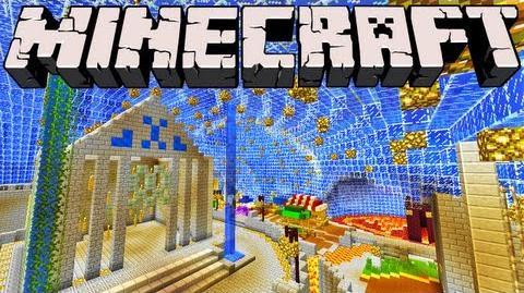 Minecraft - Underwater City
