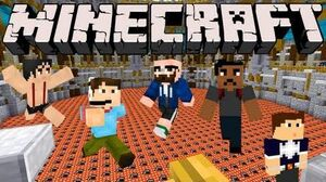 Minecraft - Bow Spleef