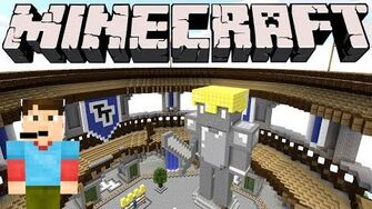 Minecraft - Tournament Tower Fun at Scottland Studios-0