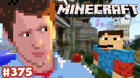 Minecraft - Episode 375 - Cemetery Update