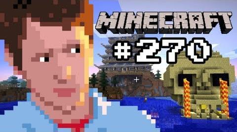 Minecraft - Episode 270 - New Treehouse