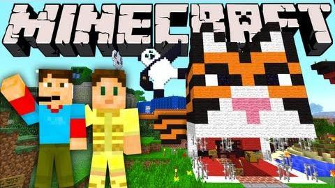 Minecraft - Zoo