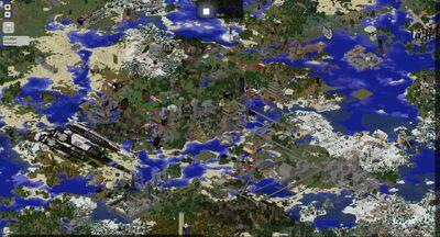 Scottland Dynmap | ScottLand Minecraft Wiki | FANDOM powered