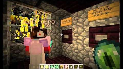 Minecraft - DisguiseCraft Trolling