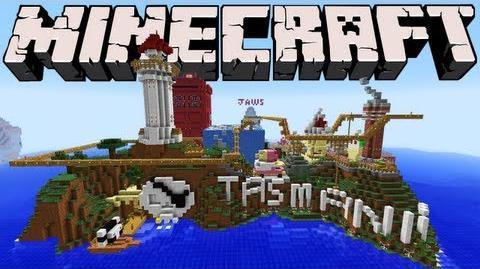 Minecraft - Tasmania