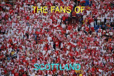 Fans Of Scottland