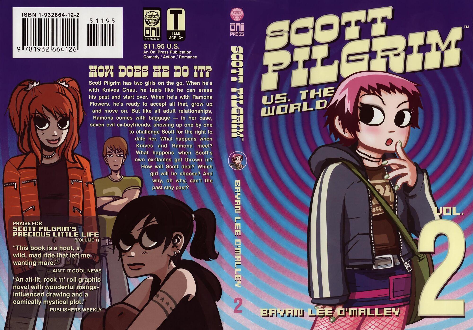 Scott Pilgrim 3 Pdf
