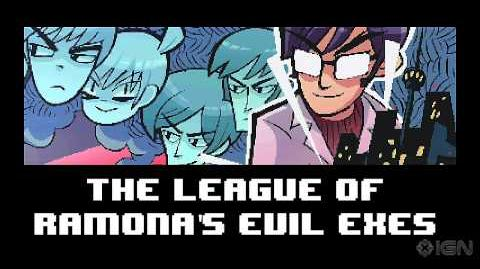 Scott Pilgrim vs.The World The Game Launch Trailer