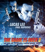Scott pilgrim vs the world lucas lee the game is over 2 fake movie poster-1-