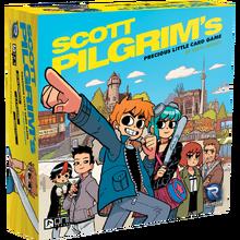 ScottPilgrimCardGame