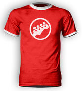 Movietees-scott pilgrim-bass-adult-tee-a MED