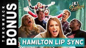 4th of July Hamilton Lip Sync (Throwback to Studio C Days)