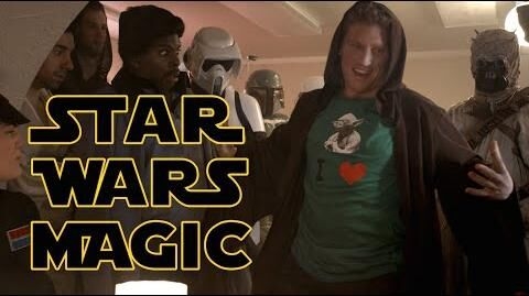 Star Wars Magic Ft