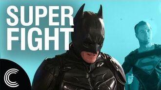Batman v Superman Justice Friends