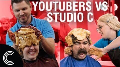 YouTubers vs
